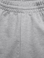 Hummel - HMLGO COTTON BERMUDA SHORTS - grey melange - 3