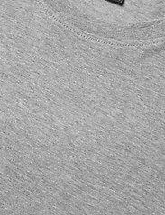 Hummel - HMLGO COTTON T-SHIRT S/S - t-shirts - grey melange - 2