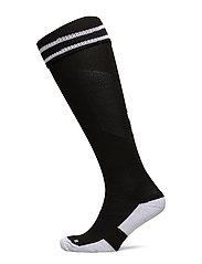 ELEMENT FOOTBALL SOCK - BLACK/WHITE