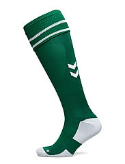 ELEMENT FOOTBALL SOCK - EVERGREEN/WHITE