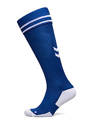 ELEMENT FOOTBALL SOCK - TRUE BLUE/WHITE