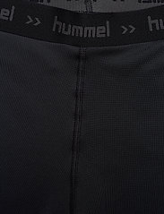 Hummel - HML FIRST PERFORMANCE TIGHT SHORTS - chaussures de course - black - 2