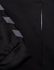 Hummel - hmlAUTHENTIC POLY ZIP HOODIE WOMAN - hoodies - black/white - 3
