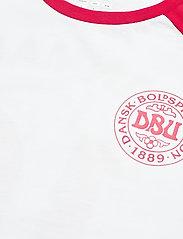 Hummel - DBU FAN 2020 COT. TEE S/S - football shirts - white - 2