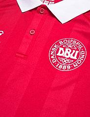 Hummel - DBU FAN 2020 POLO - football shirts - tango red - 2