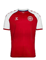 DBU 20/21 HOME JERSEY S/S - TANGO RED