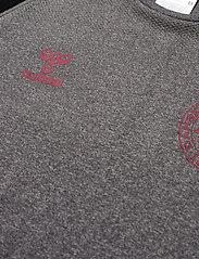 Hummel - DBU PLAYER PRO SEAMLESS JERSEY S/S - football shirts - dark grey melange - 4