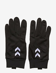 LIGHT WEIGHT PLAYER GLOVES - handskar - black