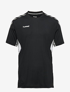 TECH MOVE JERSEY S/S - football shirts - black