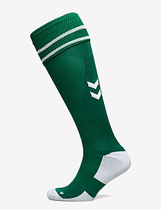 ELEMENT FOOTBALL SOCK - football socks - evergreen/white