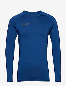 HML FIRST PERFORMANCE JERSEY L/S - pitkähihaiset topit - true blue
