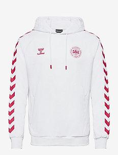 DBU FAN 2020 HOODIE SWEAT - hoodies - white