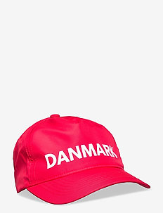 DBU FAN 2020 CAP - kasketter - tango red
