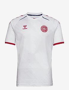 DBU 20/21 AWAY JERSEY S/S - football shirts - white