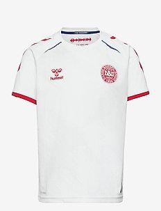DBU 20/21 AWAY JERSEY S/S KIDS - football shirts - white