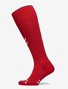 DBU 20/21 FOOTBALL SOCK - jalkapallosukat - tango red
