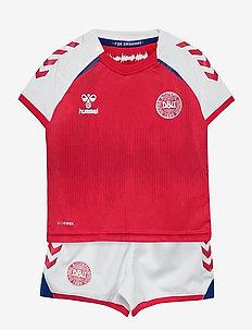 DBU 20/21 HOME MINI KIT - football shirts - tango red/white