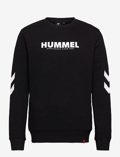 hmlLEGACY SWEATSHIRT - overdele - black