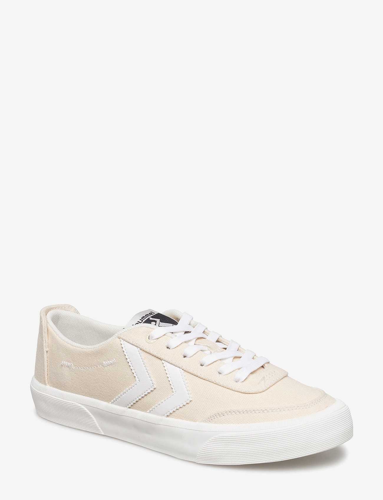 Hummel - STOCKHOLM SUMMER LOW - low top sneakers - pristine white