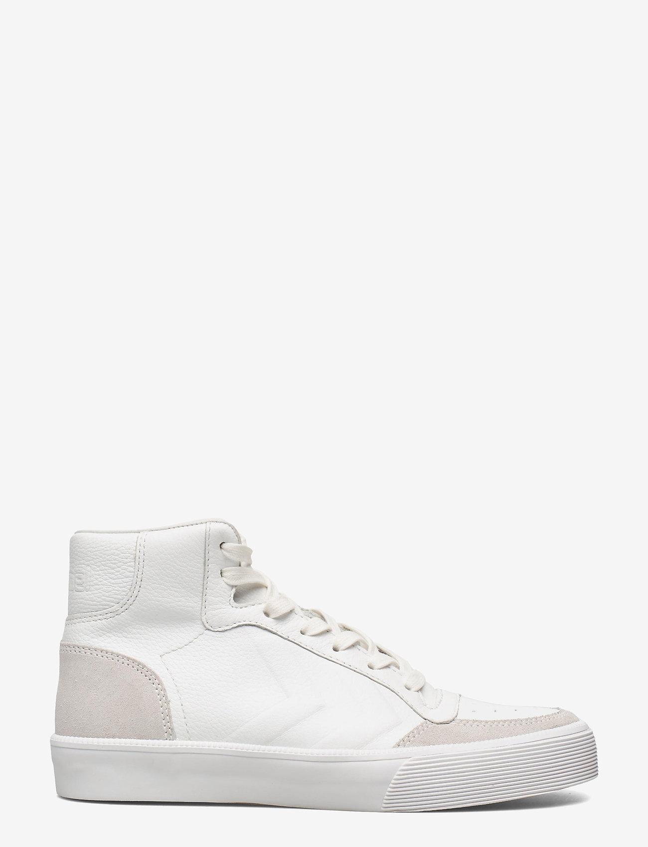 Hummel - STADIL RMX HIGH SNEAKER - hoog sneakers - white - 1