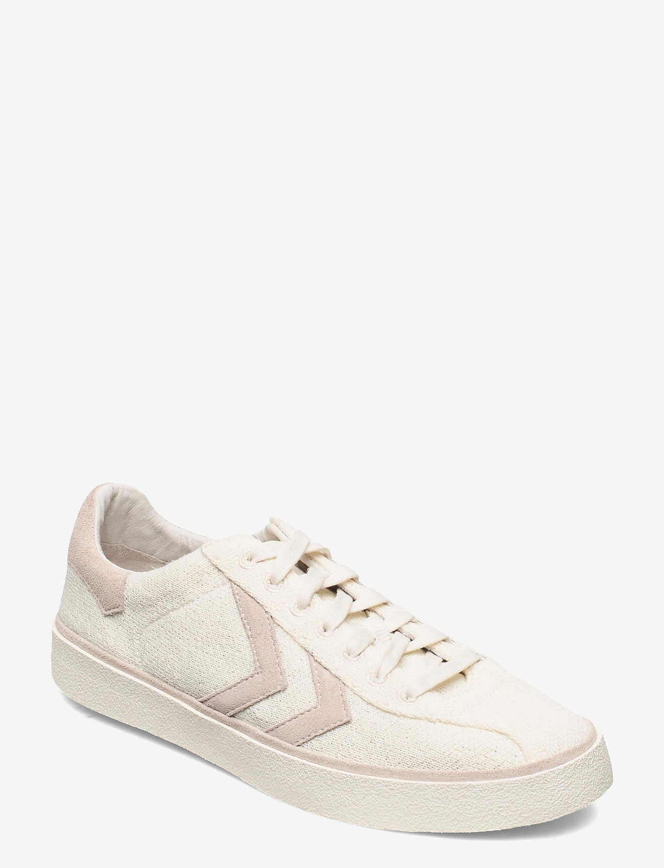 Hummel - DIAMANT 424 ATTACK - laag sneakers - off white - 1