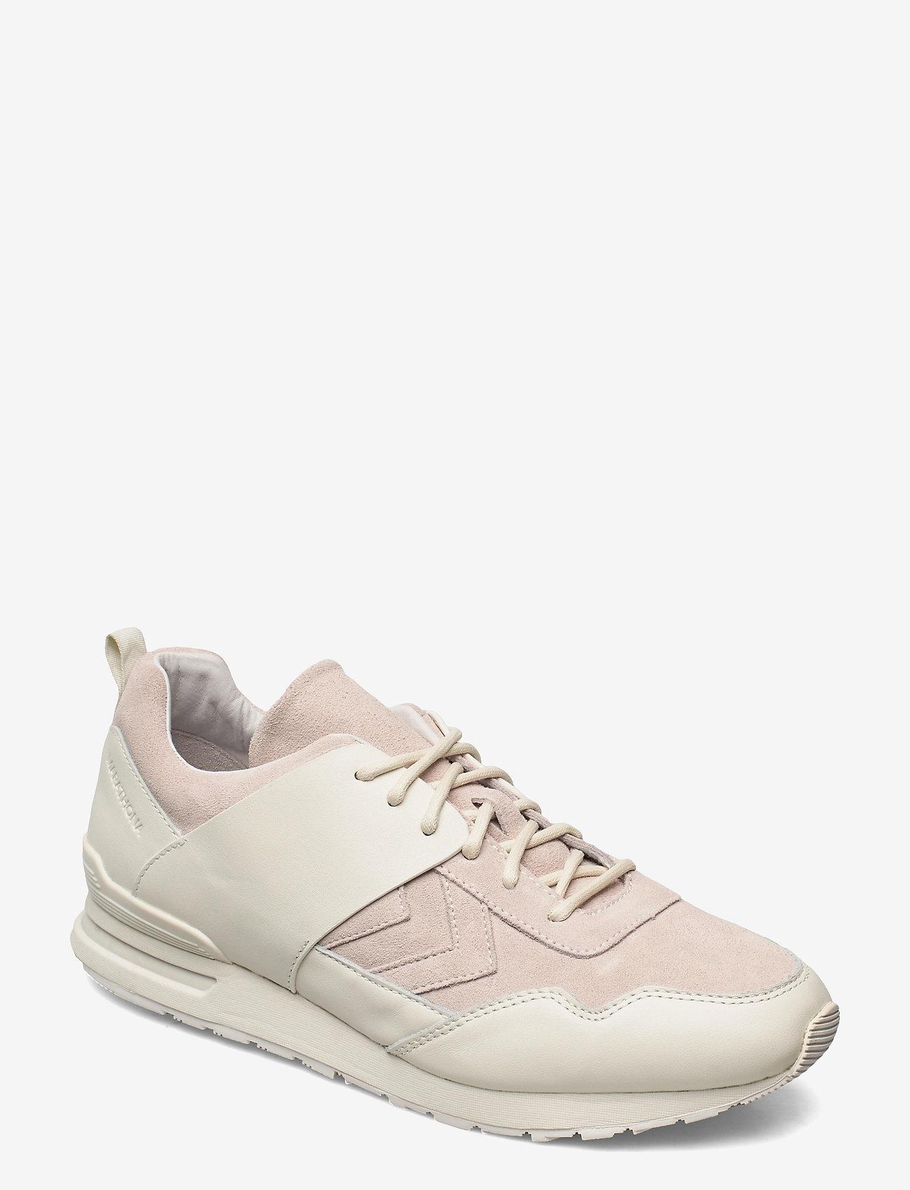 Hummel - MARATHONA 424 ATTACK - laag sneakers - off white - 1