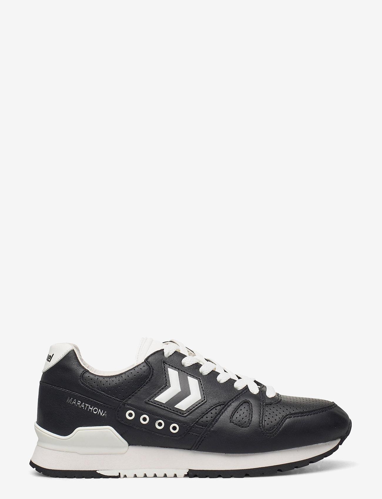 Hummel - MARATHONA OG CLASSIC FOOTBALL - laag sneakers - black - 0