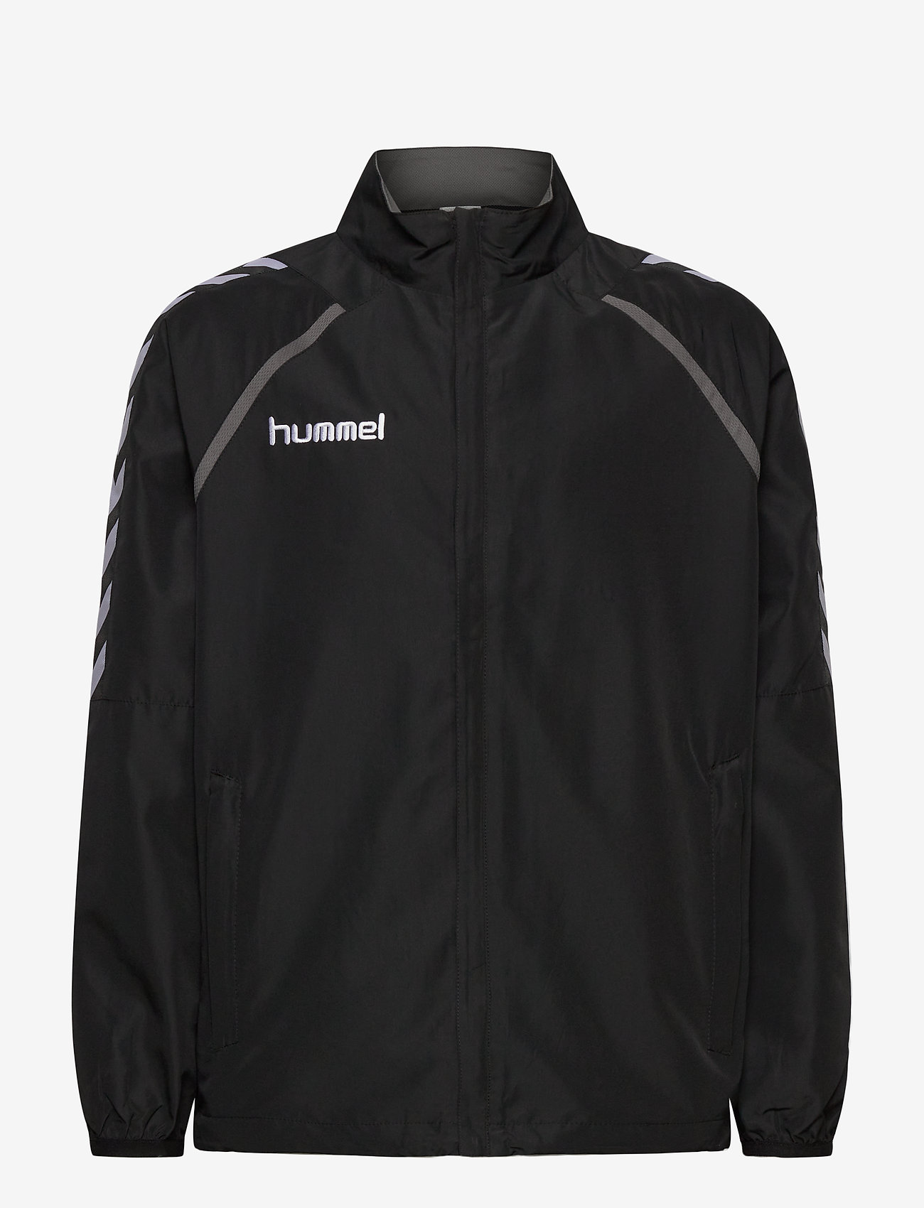 Hummel - STAY AUTHENTIC MICRO JACKET - windbreaker - black - 0