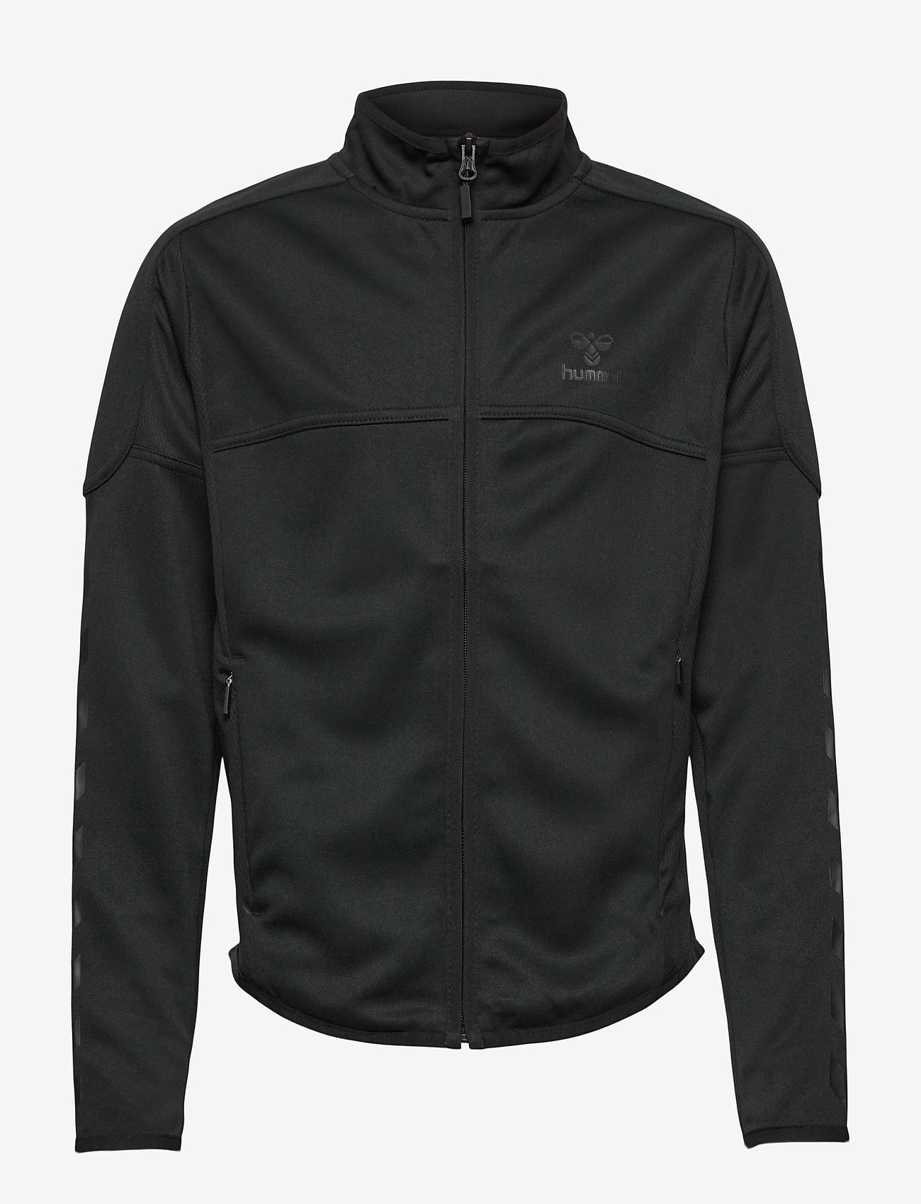 Hummel - CLASSIC BEE PHI ZIP JACKET - sweat-shirt - black - 0