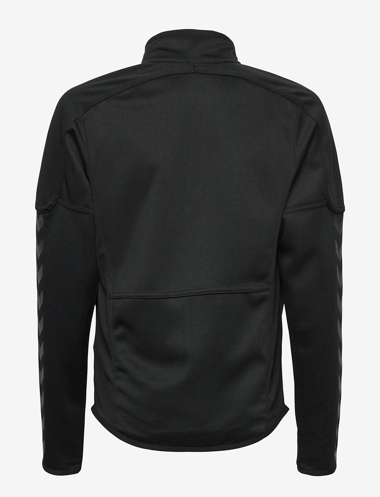 Hummel - CLASSIC BEE PHI ZIP JACKET - sweat-shirt - black - 1