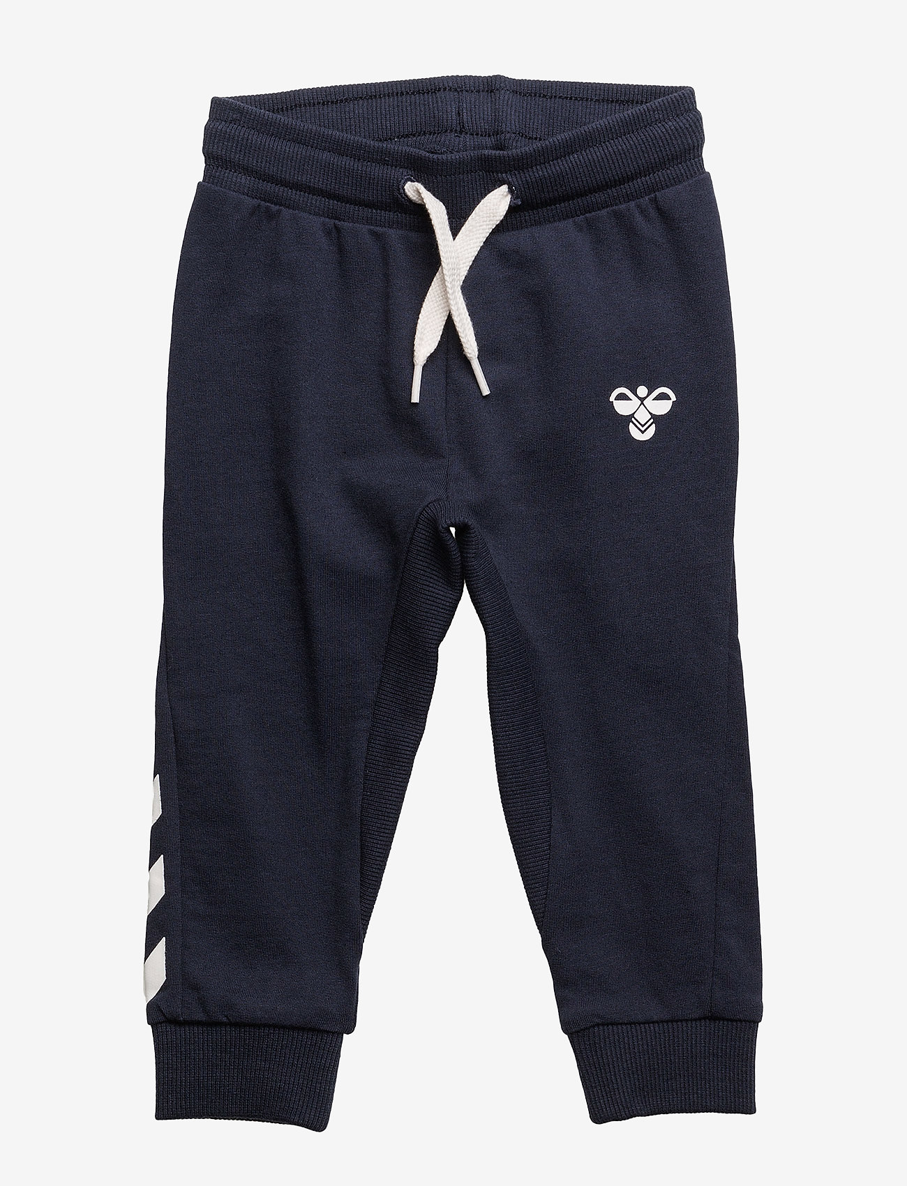 Hummel - HMLAPPLE PANTS - sweatpants - blue nights - 0