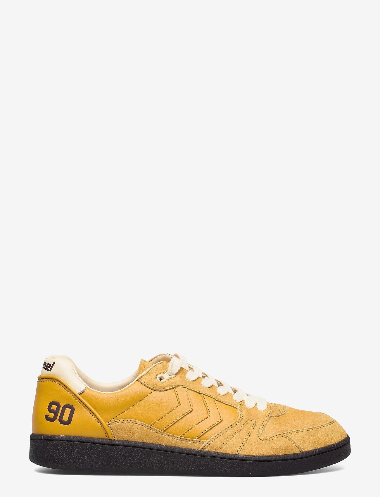 Hummel - HML x HANON HB TEAM - laag sneakers - golden yellow - 1