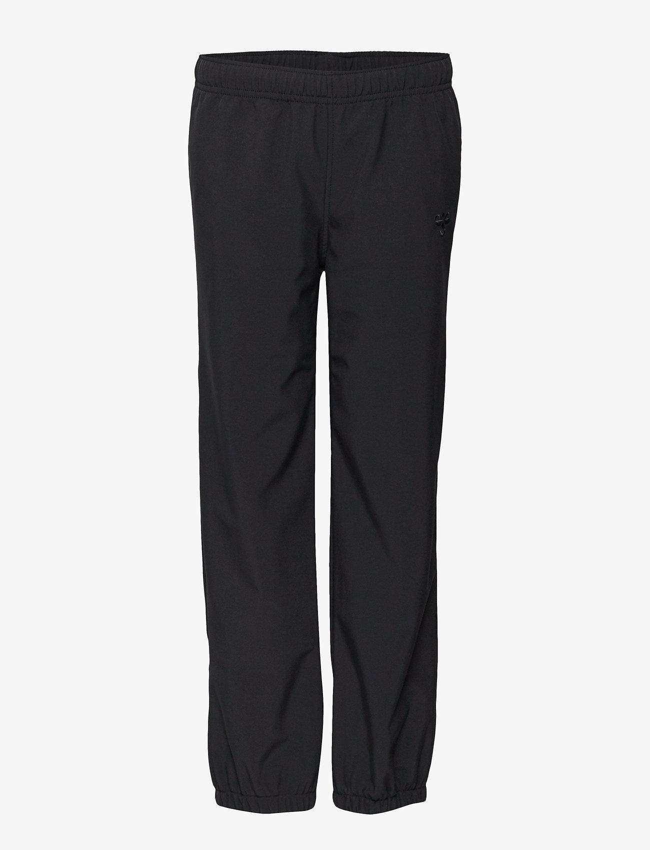 Hummel - HMLRENE PANTS - softshell pants - black - 0