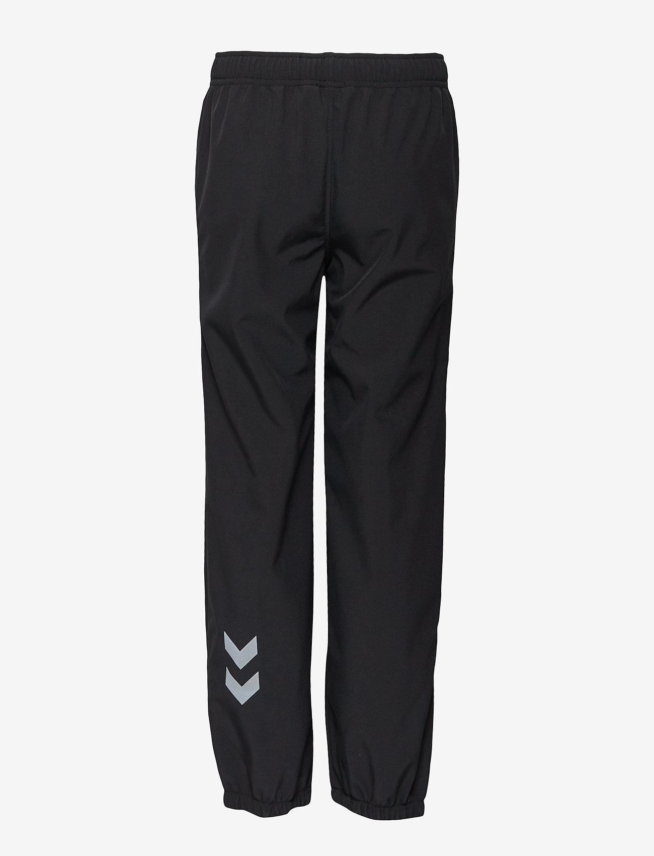 Hummel - HMLRENE PANTS - softshell pants - black - 1