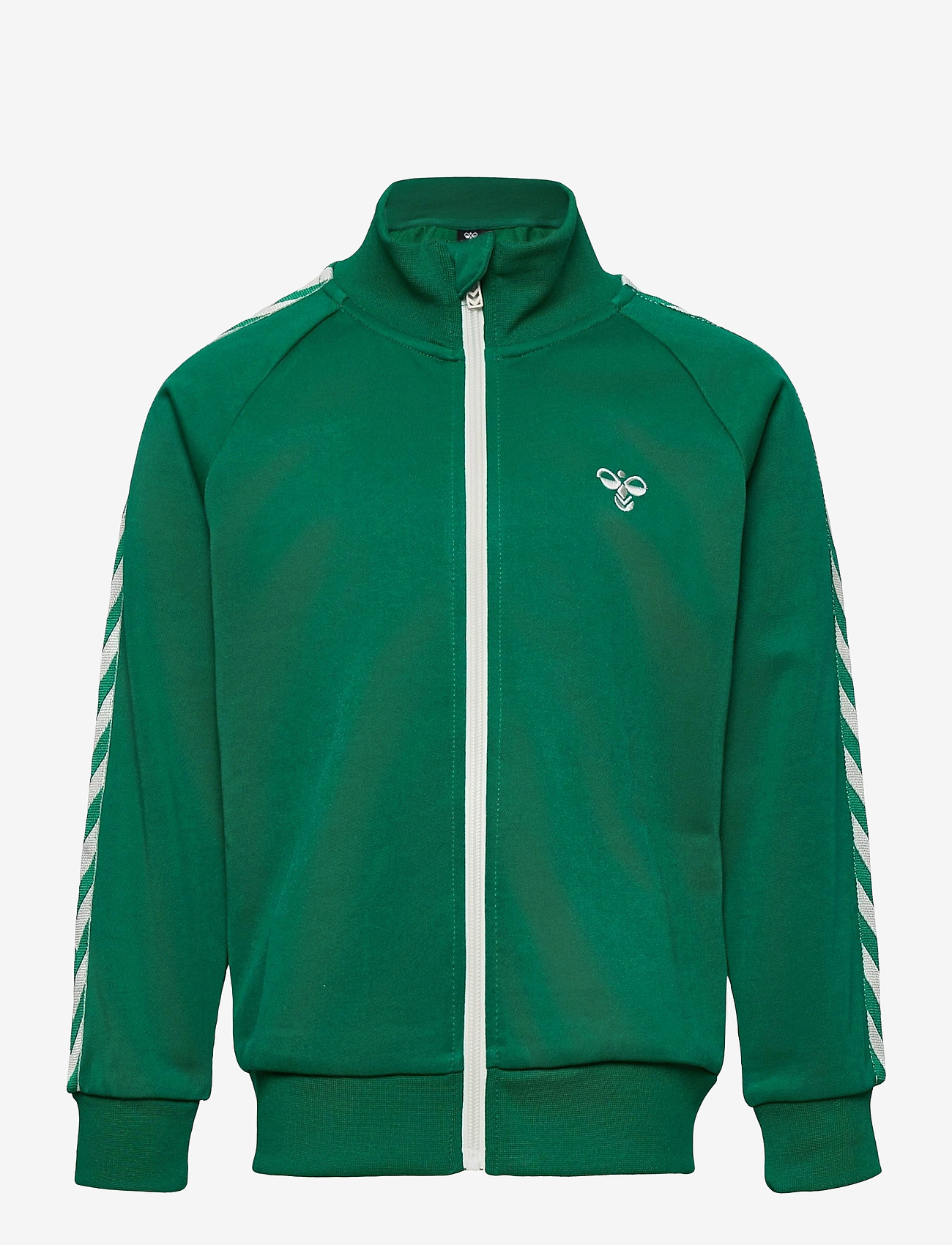Hummel - HMLKICK ZIP JACKET - sweatshirts - ultramarine green - 0