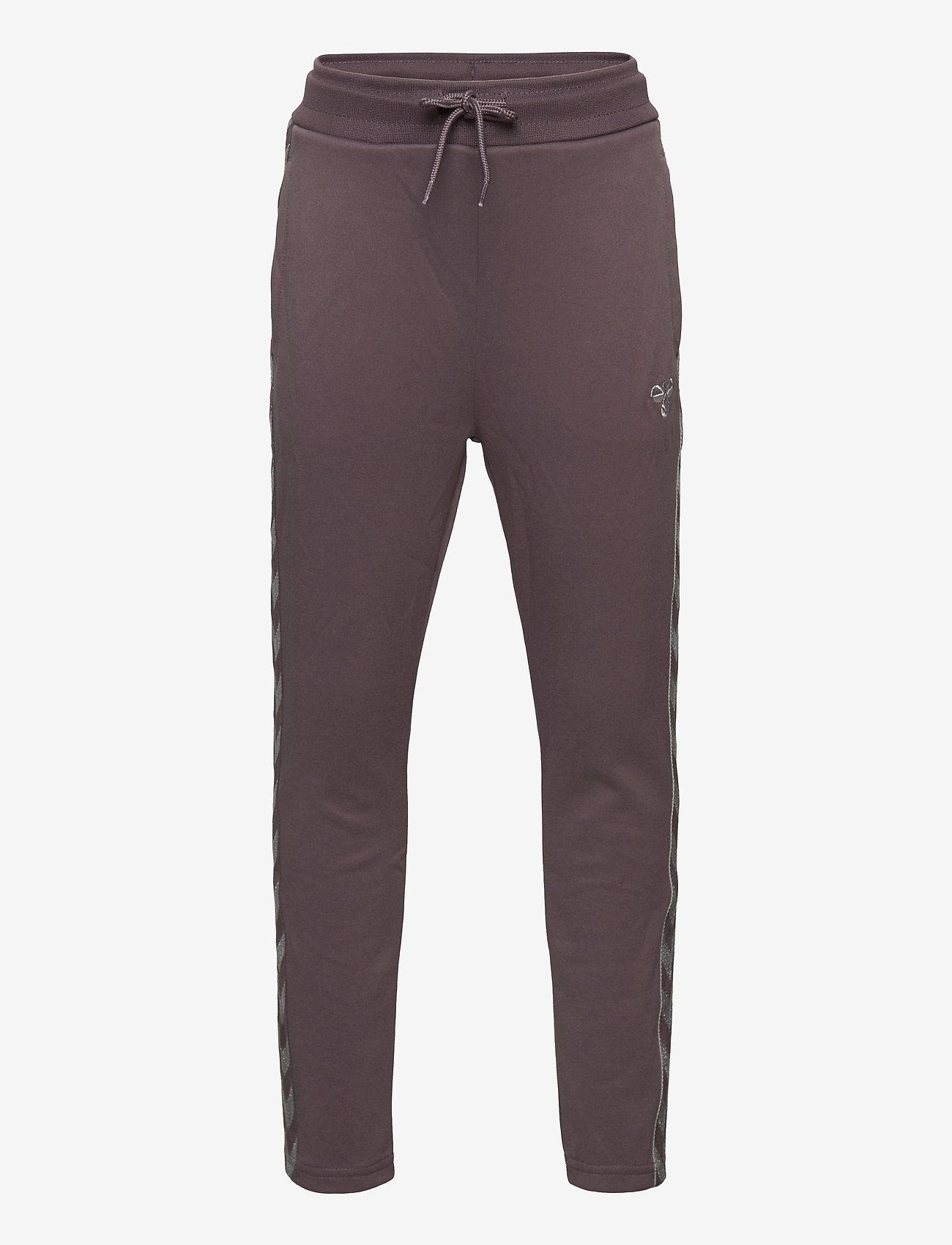 Hummel - HMLKICK PANTS - sweatpants - sparrow - 0