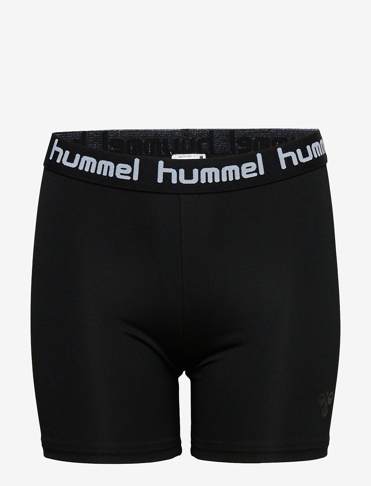 Hummel - HMLTONA TIGHT SHORTS - shorts - black - 0
