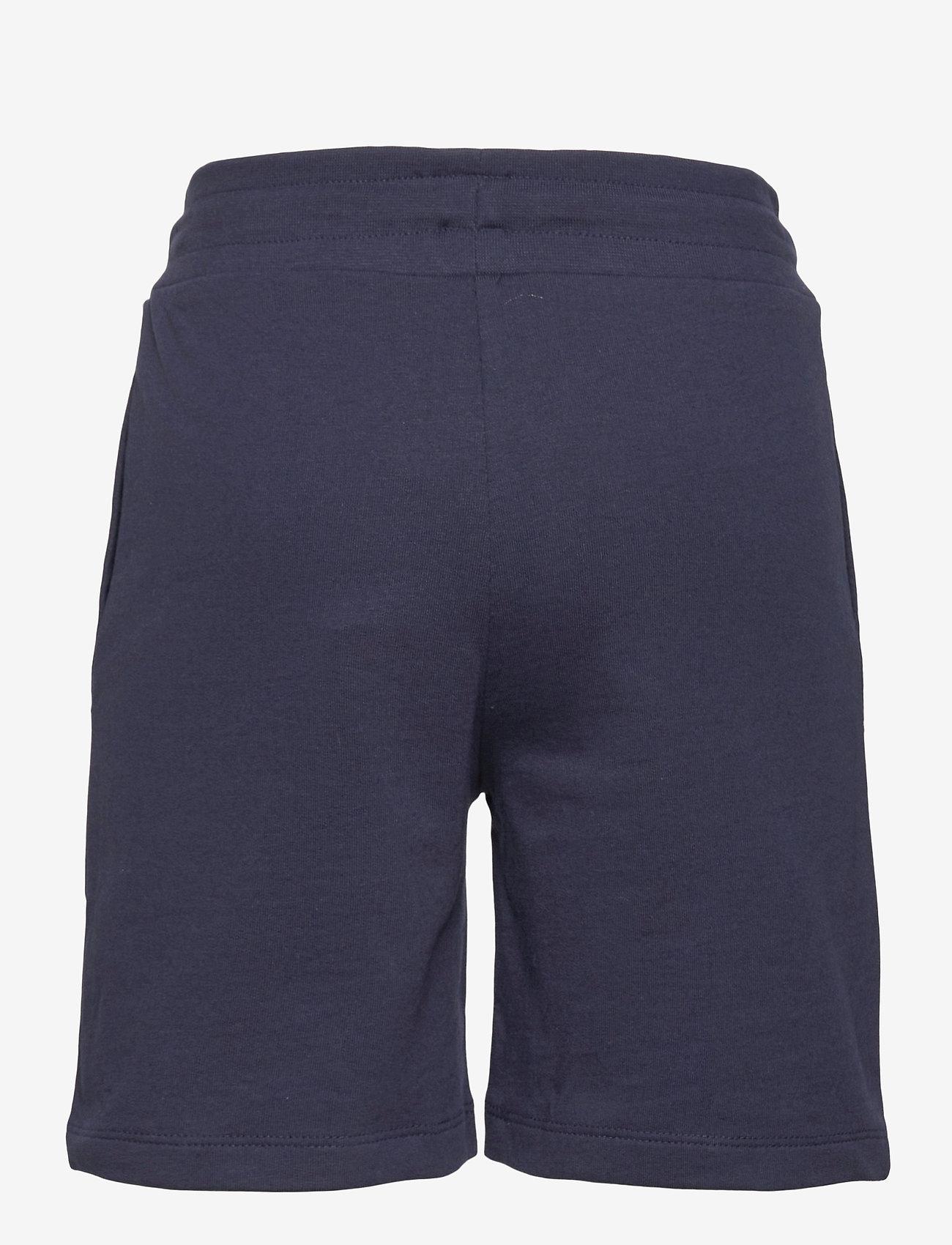 Hummel - HMLBASSIM SHORTS - shorts - black iris - 1