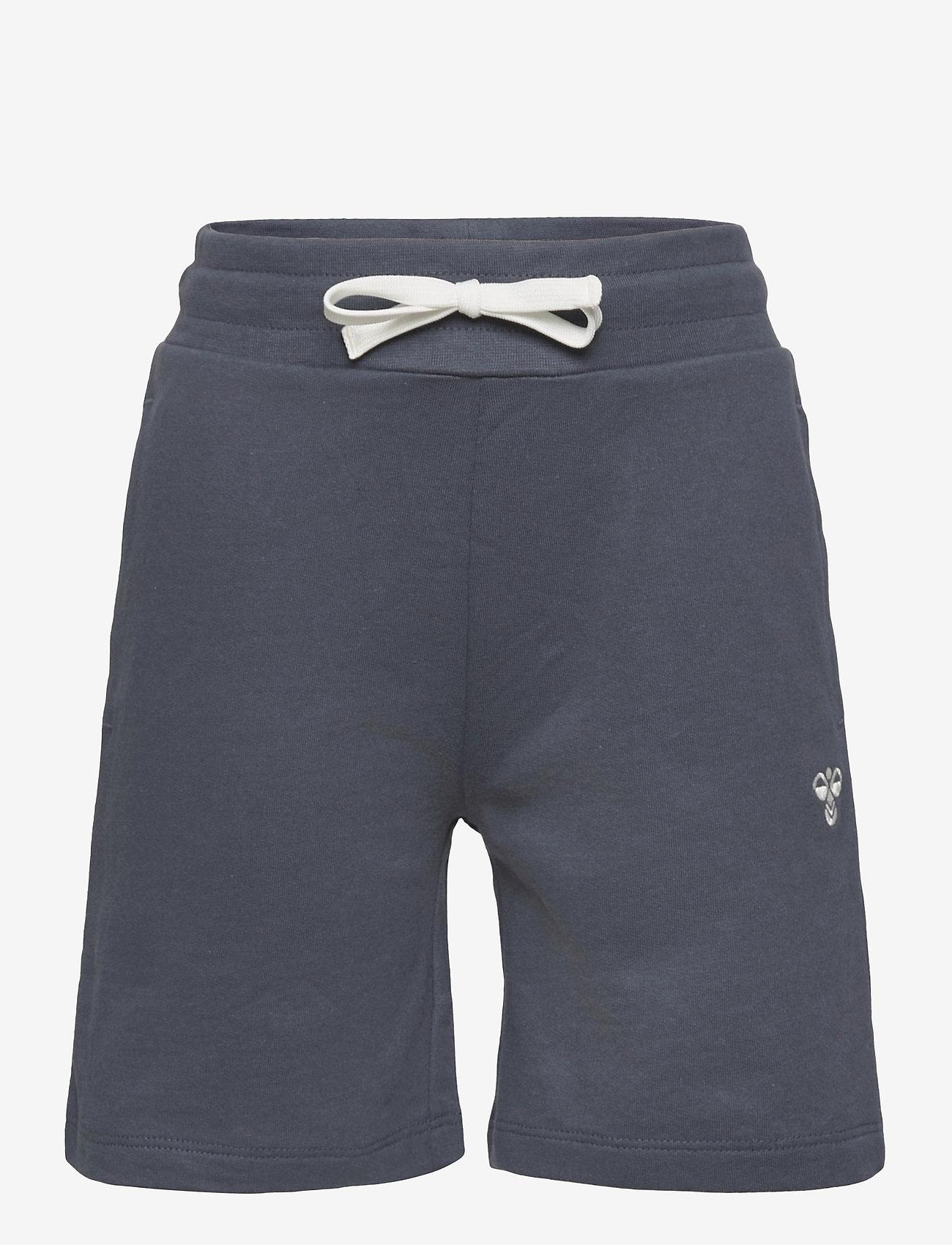 Hummel - HMLBASSIM SHORTS - shorts - ombre blue - 0