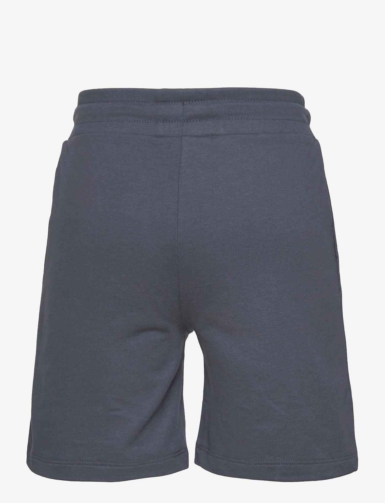 Hummel - HMLBASSIM SHORTS - shorts - ombre blue - 1