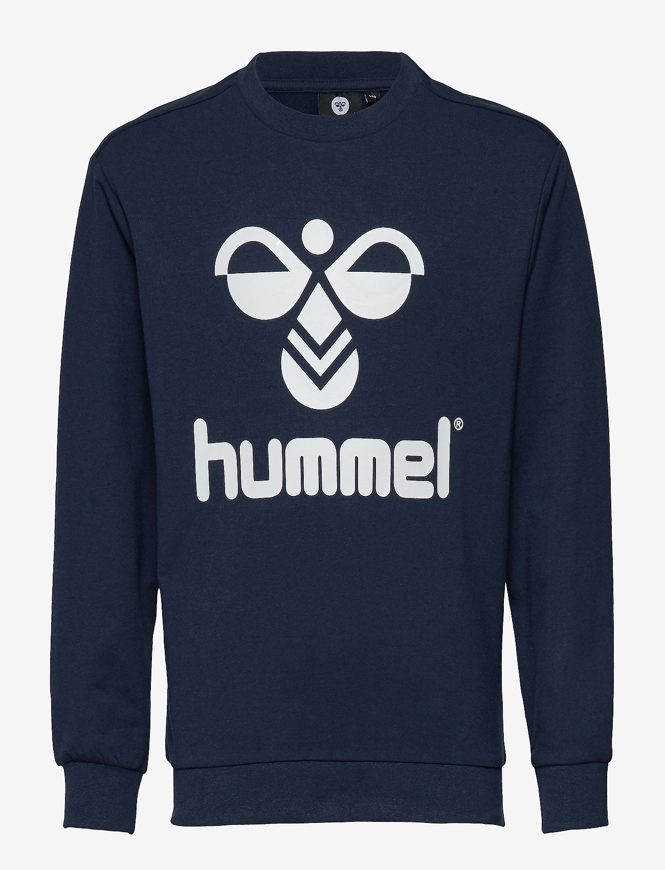 Hummel - HMLDOS SWEATSHIRT - bluzy - black iris - 0