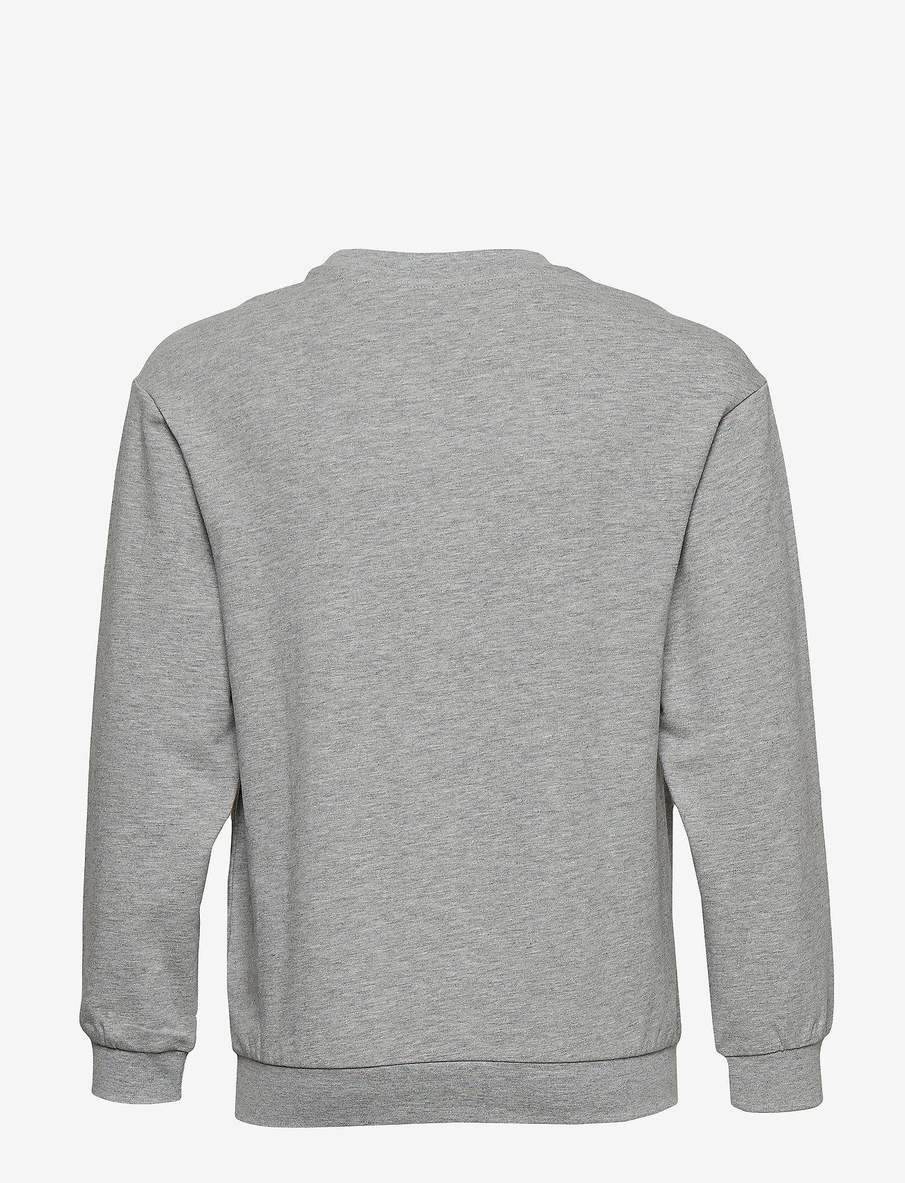 Hummel - HMLDOS SWEATSHIRT - sweatshirts - grey melange - 1