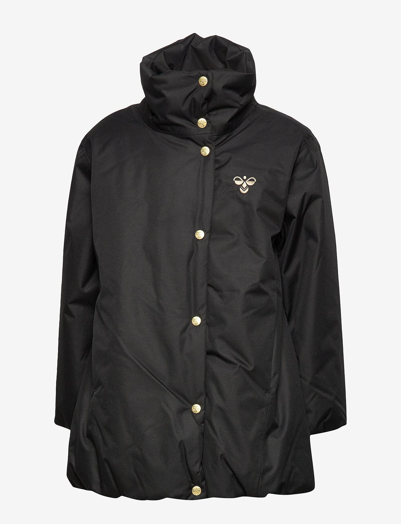 Hummel - hmlBIBI JACKET - insulated jackets - black - 1