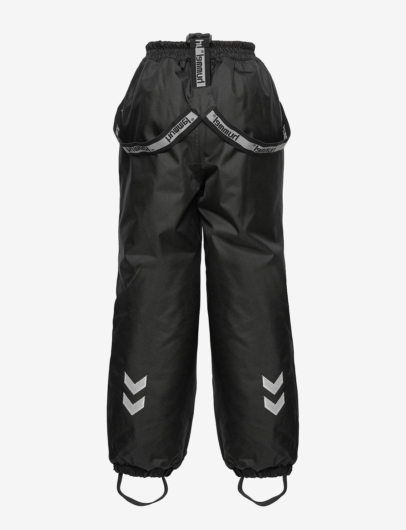 Hummel - hmlSTORM SNOWPANTS - winter trousers - black