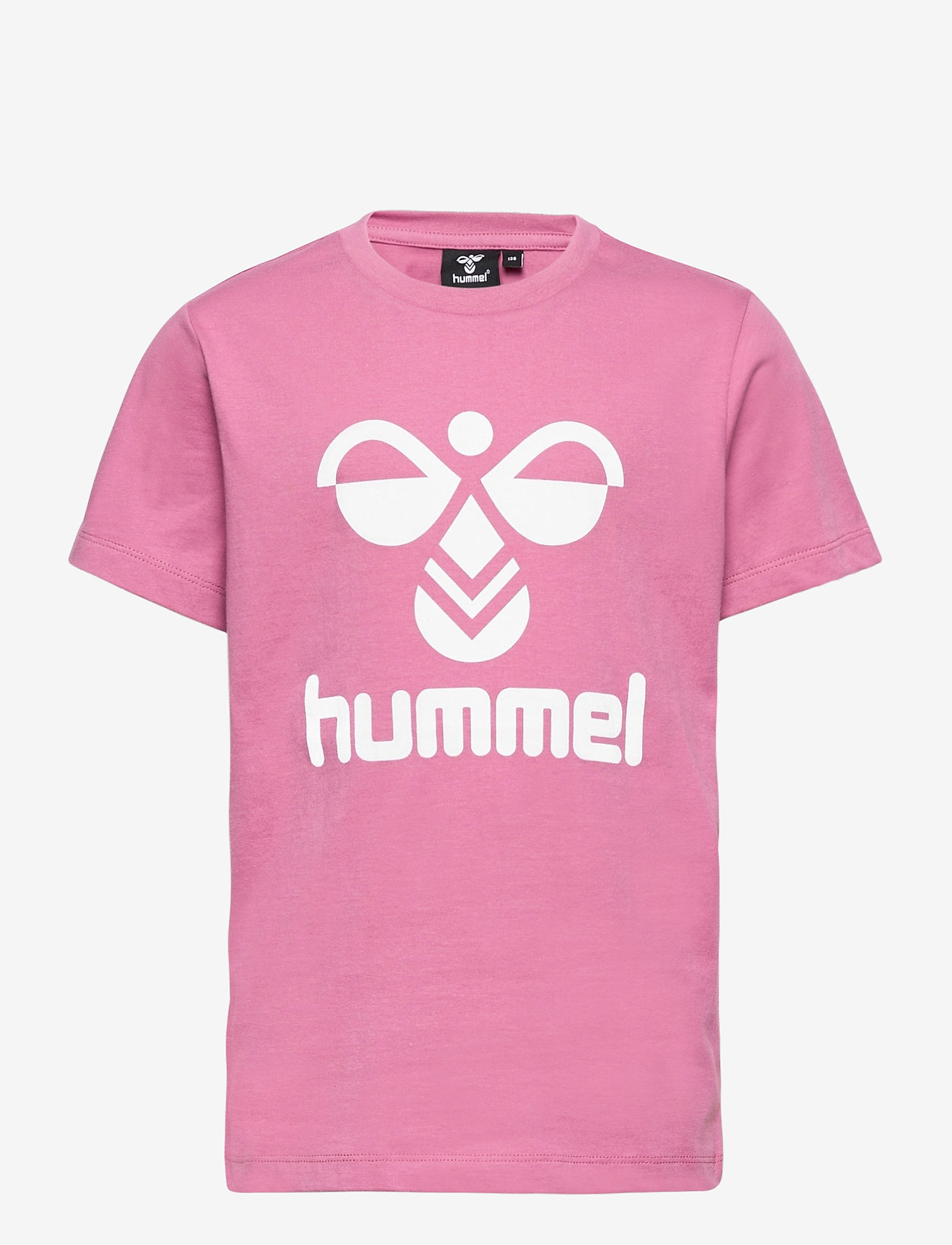 Hummel - hmlTRES T-SHIRT S/S - short-sleeved - heather rose - 0