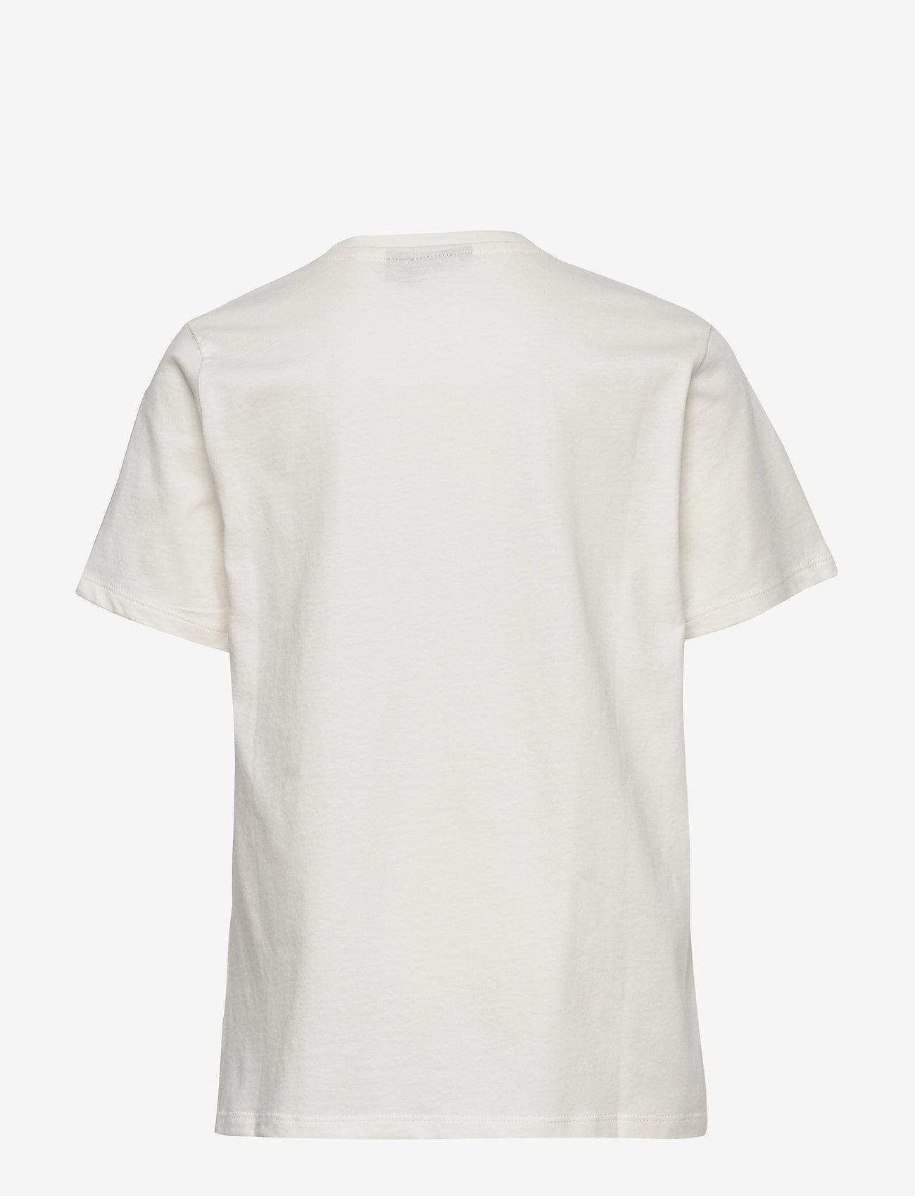 Hummel - hmlTRES T-SHIRT S/S - short-sleeved - whisper white - 1