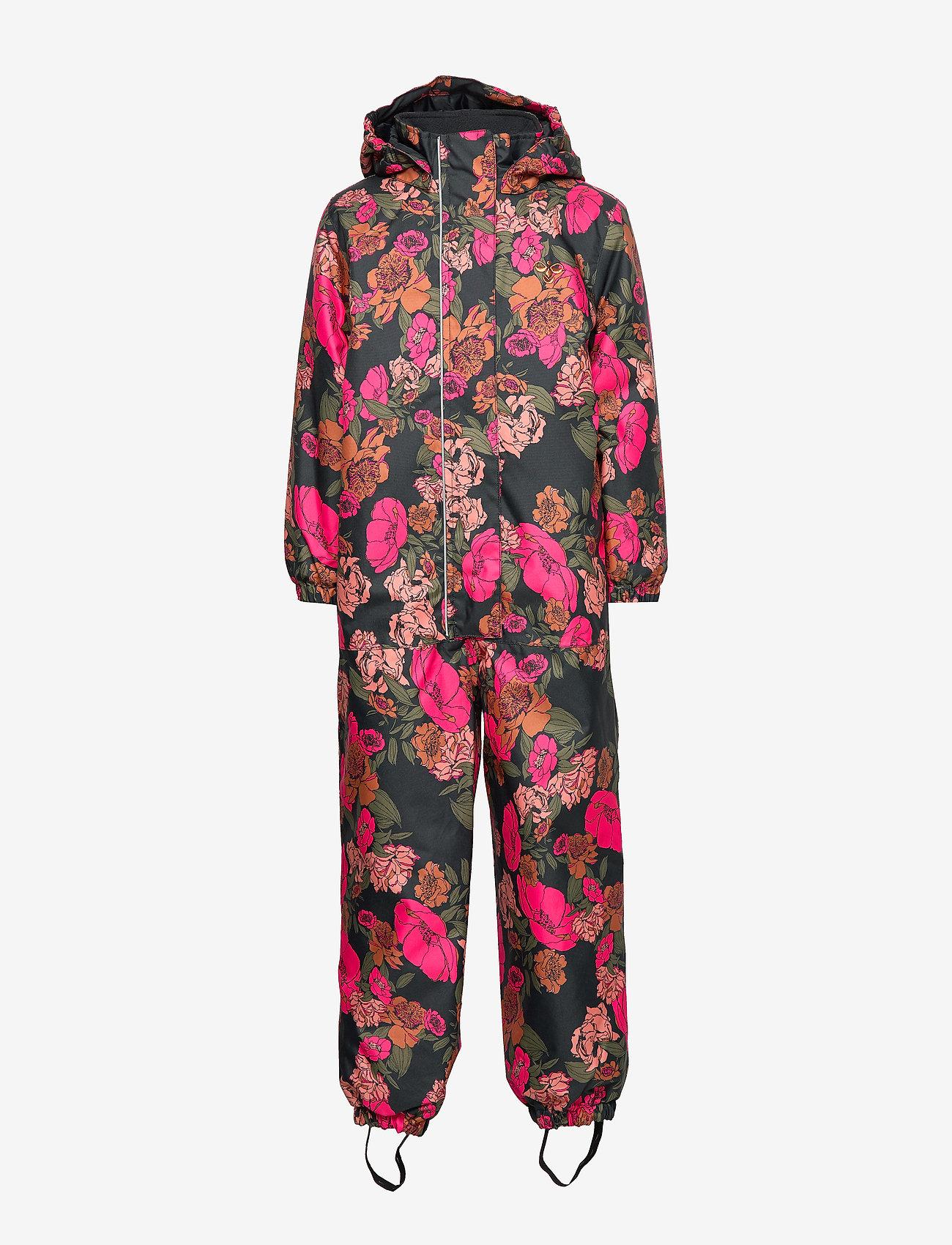 Hummel - hmlROSA SNOWSUIT - snowsuit - multi colour pink
