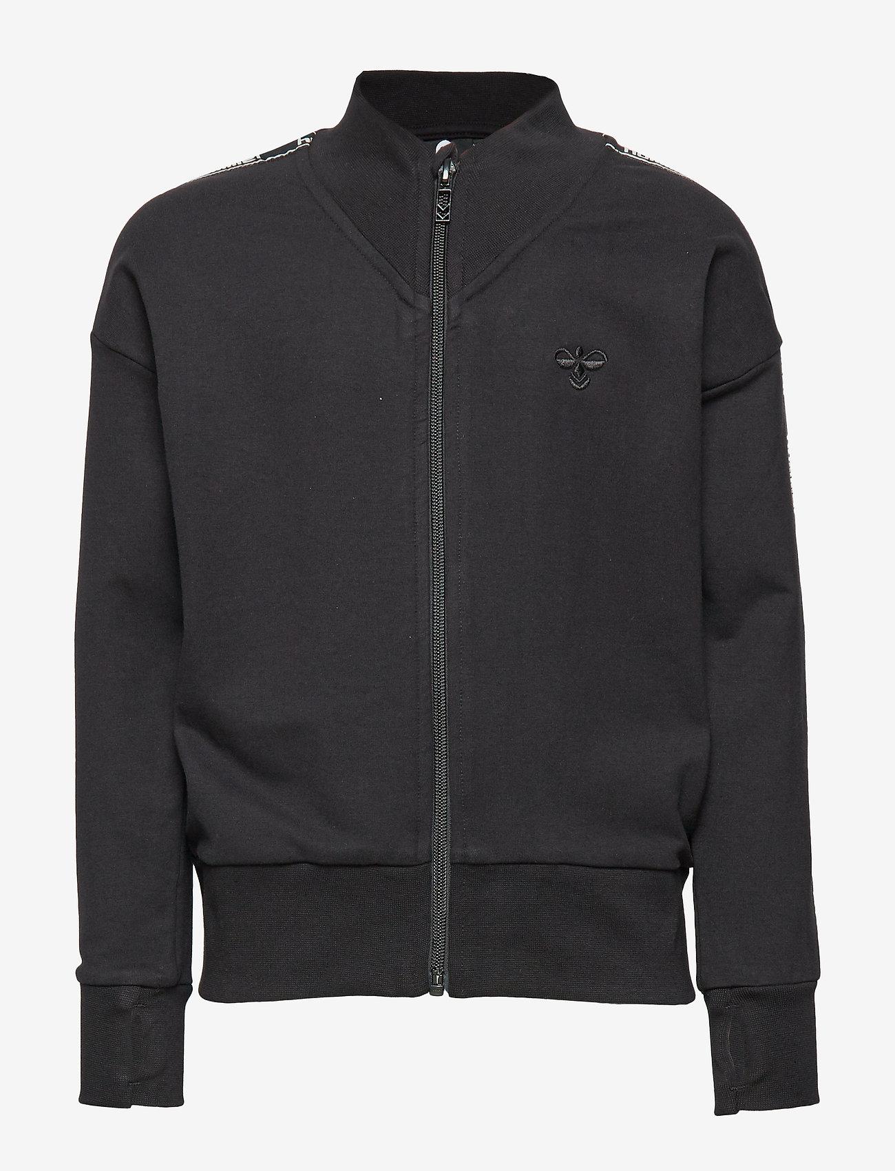 Hummel - hmlGRO ZIP JACKET - sweats - black