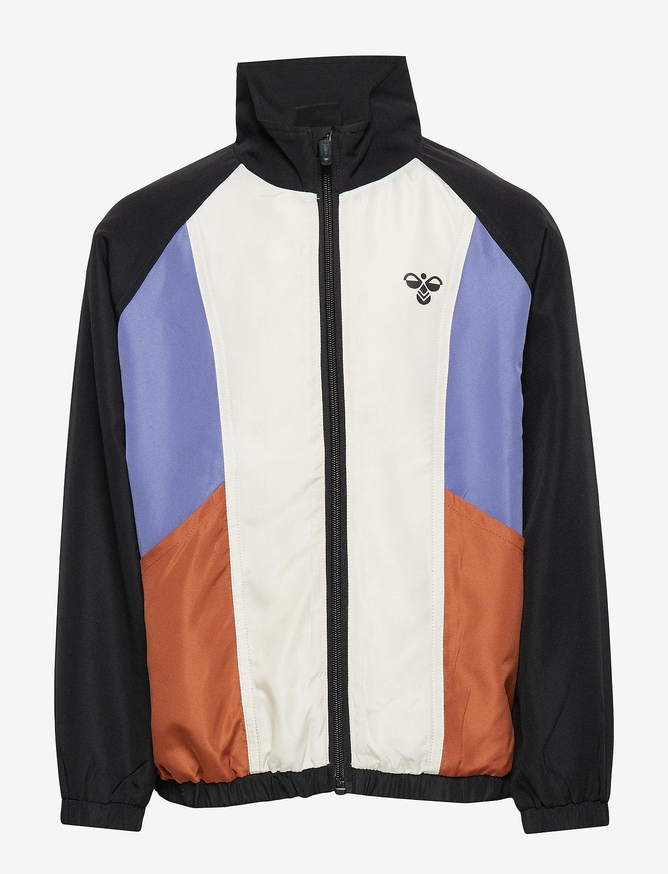 Hummel - hmlVIGDIS ZIP JACKET - sweaters - black - 0
