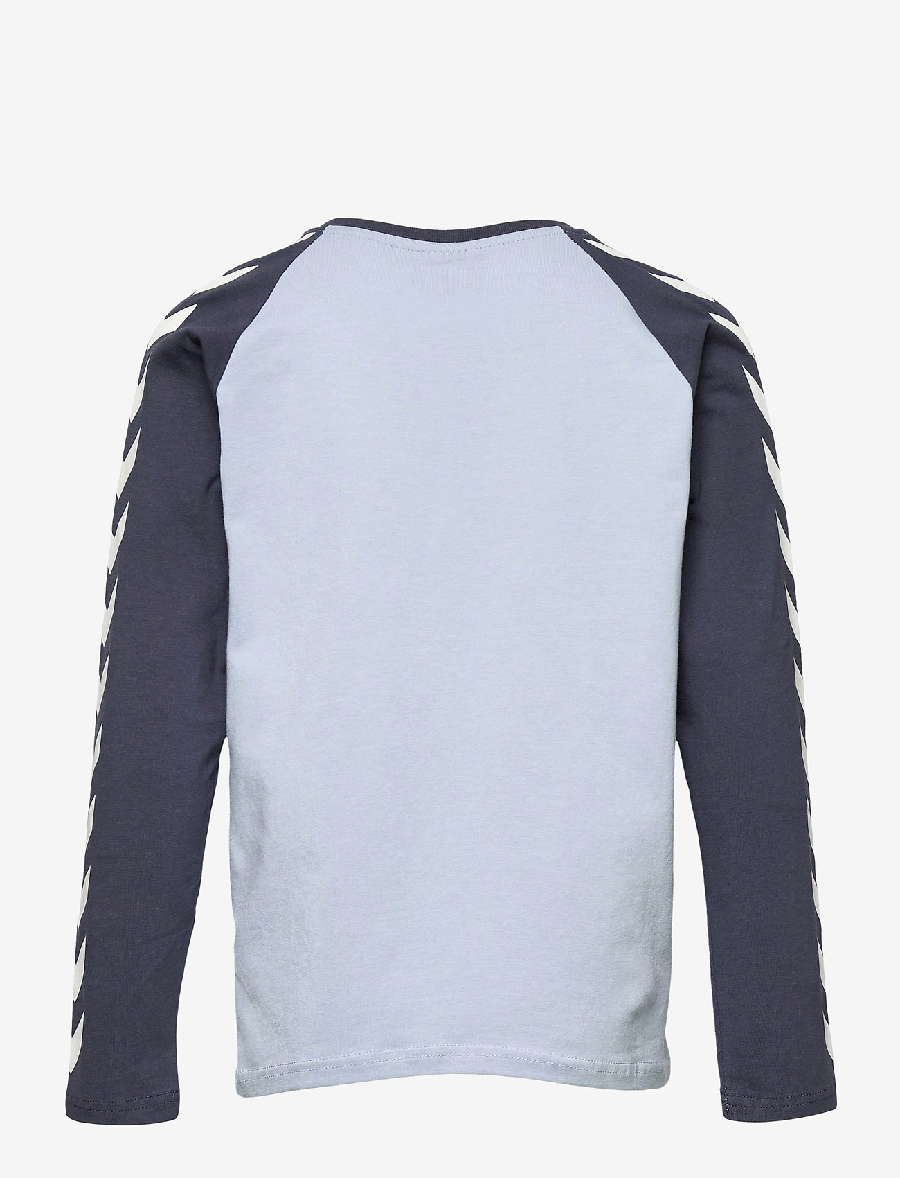 Hummel - hmlBOYS T-SHIRT L/S - long-sleeved t-shirts - blue fog - 1